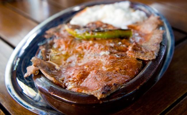 Рейтинг блюд турецкой кухни