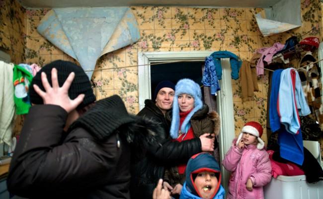 Жизнь обычных россиян
