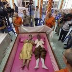 Свадьба в гробу
